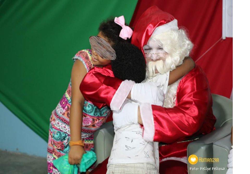 Seja um Papai Noel
