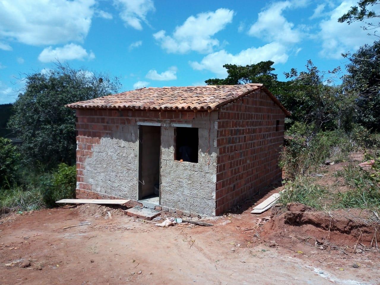 Entrega das casas de Josélia, Rosa e Maria José