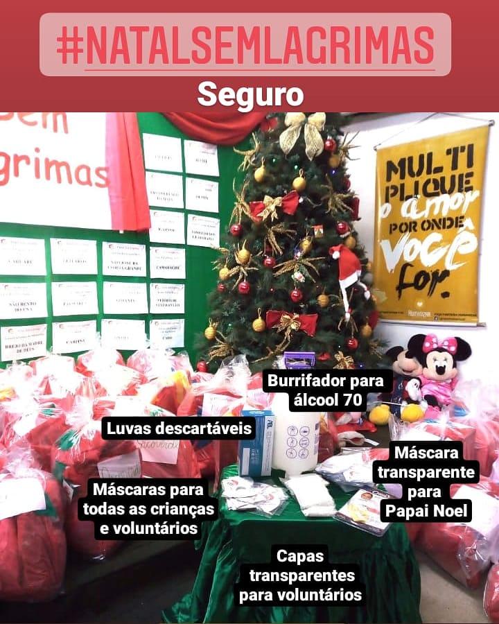 [Natal Sem Lágrimas]Natal Seguro
