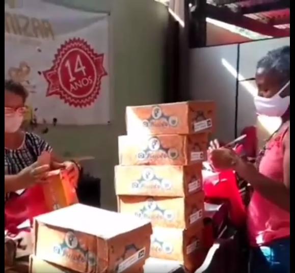 [Vídeo]O trabalho não pára