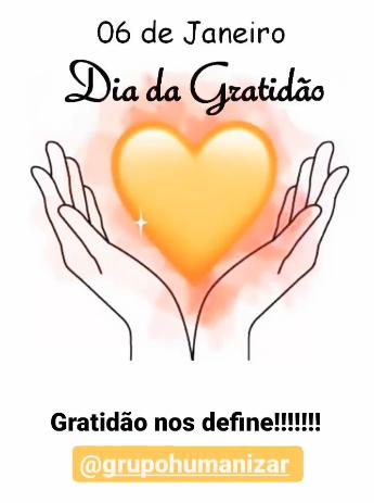 Dia da Gratidão