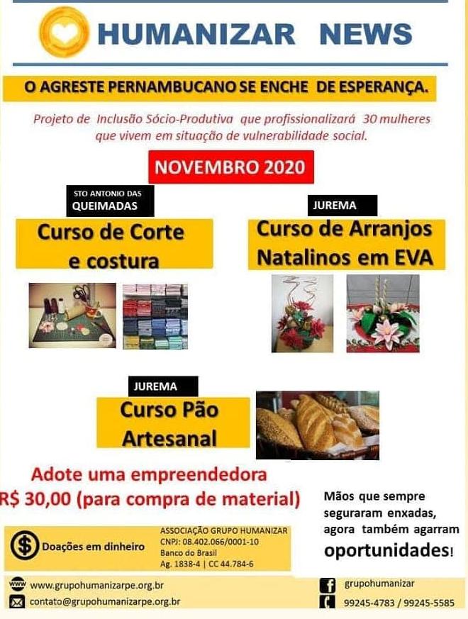 Retrospectiva 2020 – Novembro