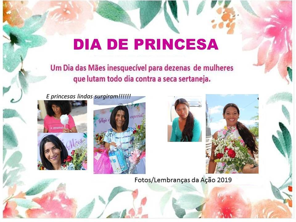 Dia de Princesa 2021