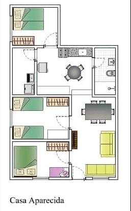 Casa de Aparecida