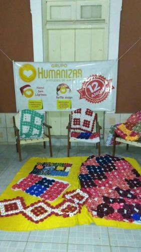 Artesanato de projeto do Grupo Humanizar