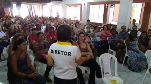 reuniao com voluntarios